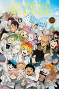 The Promised Neverland Manga Volume 20
