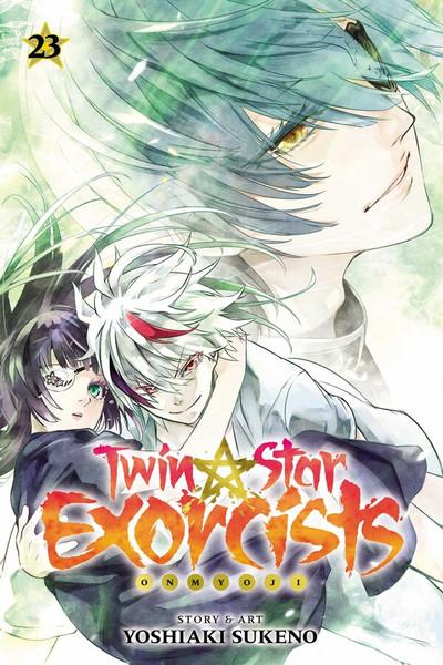 Twin Star Exorcists Manga Volume 23