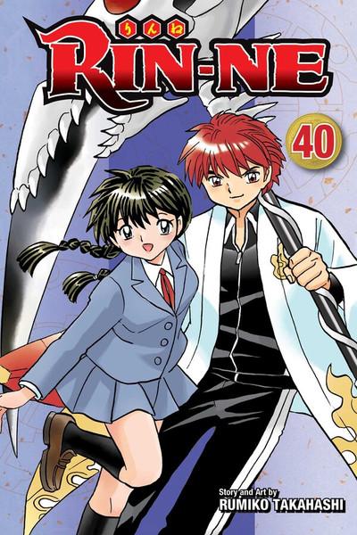 RIN-NE Manga Volume 40