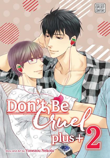 Don't Be Cruel Plus Manga Volume 2