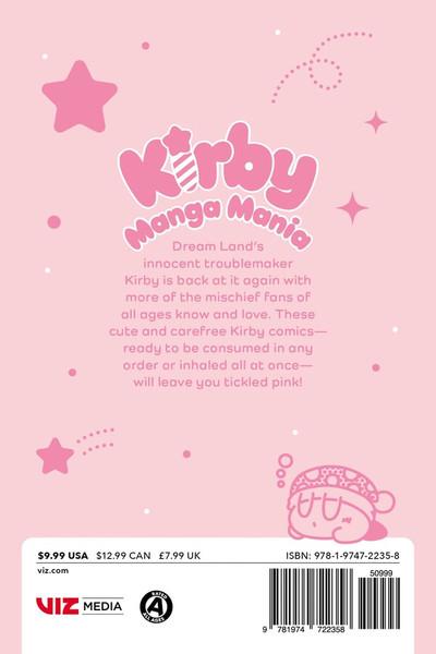 Kirby Manga Mania Volume 2