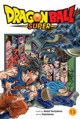 Dragon Ball Super Manga Volume 13