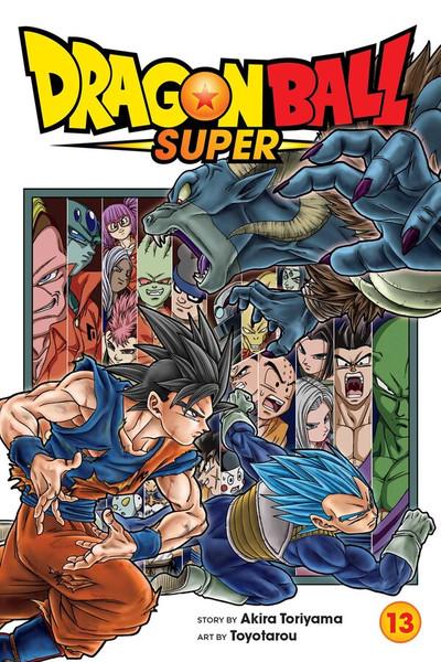 Dragon Ball Super Manga Volume 13