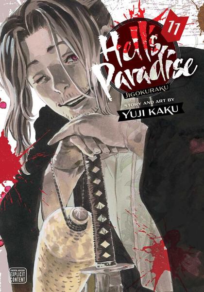 Hell's Paradise Jigokuraku Manga Volume 11