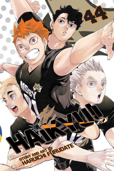 Haikyu!! Manga Volume 44