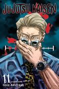 Jujutsu Kaisen Manga Volume 11