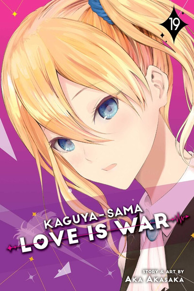 Kaguya-sama Love Is War Manga Volume 19