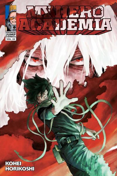 My Hero Academia Manga Volume 28