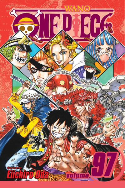 One Piece Manga Volume 97