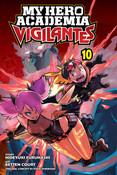 My Hero Academia Vigilantes Manga Volume 10