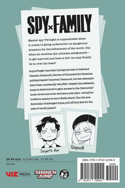 Spy x Family Manga Volume 5
