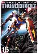 Mobile Suit Gundam Thunderbolt Manga Volume 16
