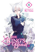 The King's Beast Manga Volume 4