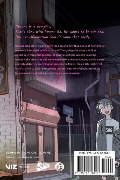 Call of the Night Manga Volume 4
