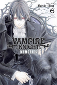 Vampire Knight Memories Manga Volume 6