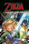 The Legend of Zelda Twilight Princess Manga Volume 9