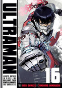 Ultraman Manga Volume 16
