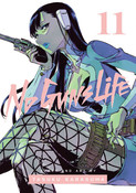 No Guns Life Manga Volume 11