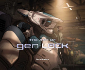 The Art of gen:Lock (Hardcover)