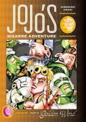 JoJo's Bizarre Adventure Part 5 Golden Wind Manga Volume 1 (Hardcover)