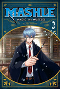 Mashle Magic and Muscles Manga Volume 2