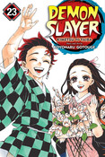 Demon Slayer Kimetsu no Yaiba Manga Volume 23