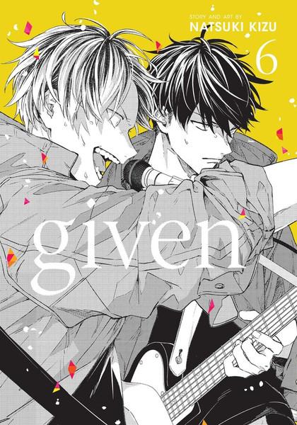 Given Manga Volume 6