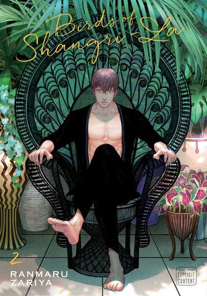 Birds of Shangri-La Manga Volume 2