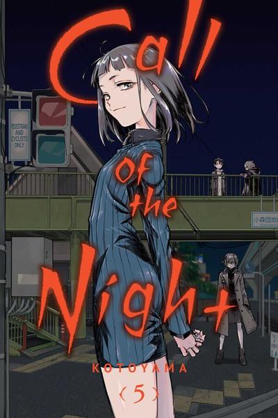 Call of the Night Manga Volume 5