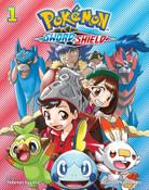 Pokemon Sword & Shield Manga Volume 1