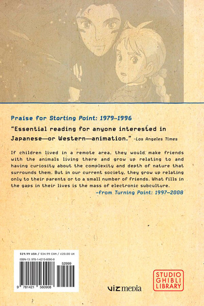 Hayao Miyazaki: Turning Point: 1997-2008