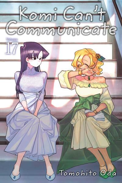 Komi Can't Communicate Manga Volume 17