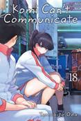 Komi Can't Communicate Manga Volume 18