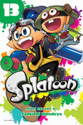 Splatoon Manga Volume 13