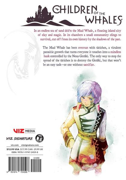 Children of the Whales Manga Volume 18