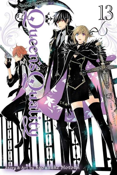 Queen's Quality Manga Volume 13
