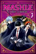 Mashle Magic and Muscles Manga Volume 3