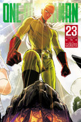 One-Punch Man Manga Volume 23