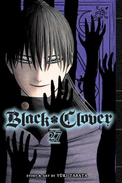 Black Clover Manga Volume 27