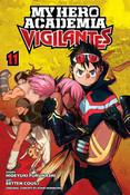 My Hero Academia Vigilantes Manga Volume 11