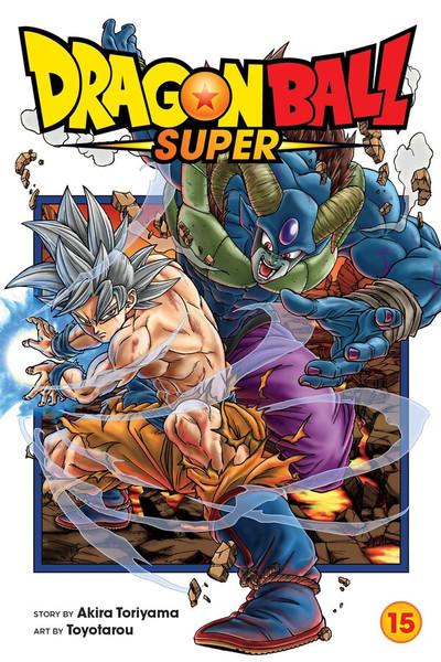 Dragon Ball Super Manga Volume 15