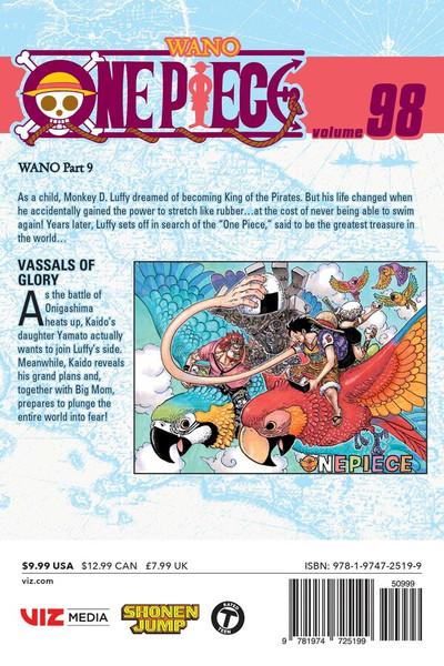 One Piece Manga Volume 98