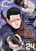 Golden Kamuy Manga Volume 24