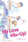 My Love Mix-Up! Manga Volume 1