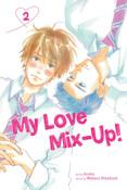 My Love Mix-Up! Manga Volume 2