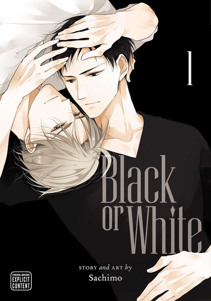 Black or White Manga Volume 1