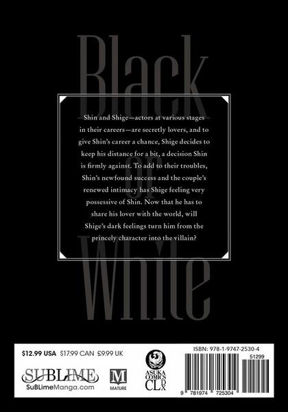 Black or White Manga Volume 2