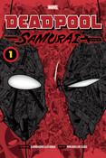 Deadpool Samurai Manga Volume 1