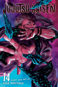 Jujutsu Kaisen Manga Volume 14
