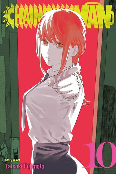 Chainsaw Man Manga Volume 10
